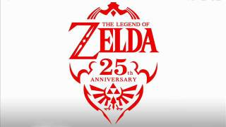 The Legend Of Zelda 25th Anniversary Special Orchestra Cd Music Track 1