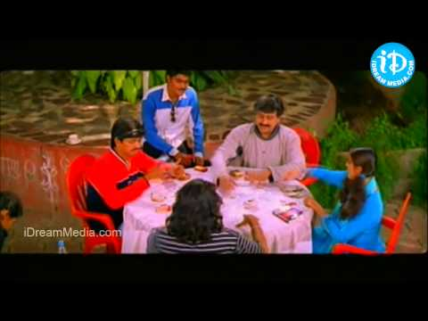 Maa Annayya Movie - Rajasekar Action Scene