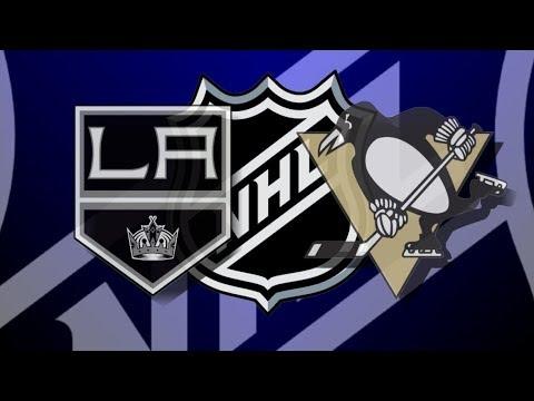 Лос-Анджелес – Питтсбург (19.01.18)  Обзор матча...