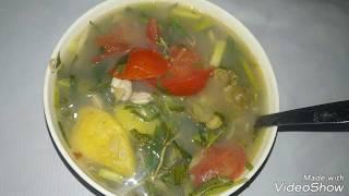 Cách nấu canh ngao chua thơm ngon rất đơn giản