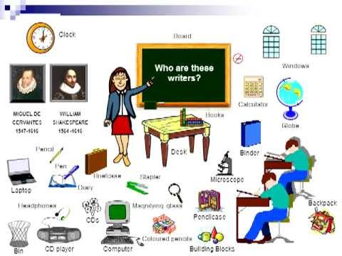 english teaching material for articles