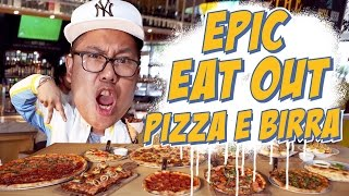 Epic Eat Out #8: Pizza Marathon at Pizza E Birra | PUTRA SIGAR
