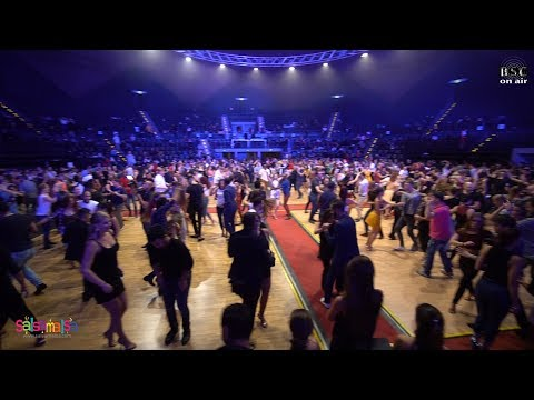 Berlin Salsa Congress Parties! (Mix Video)