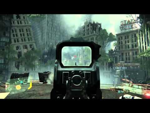 Crysis 3 Gameplay Demo EA E3 2012 Press Conference