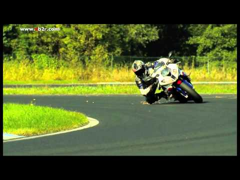 Motorbike Vs Car Fun drift and wheeling Battle S1000RR / 997 GT3 RS  n°000. ( www.vb2r.com )