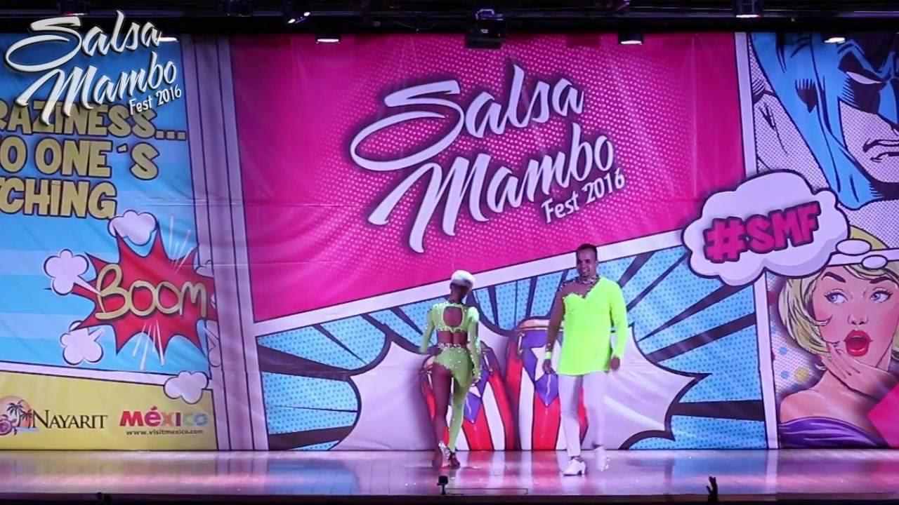 Carlos & Arlette (Zafire Dance Project) | Salsa Mambo Fest 2016
