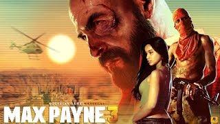 Max Payne 3 Live Stream • Max Payne 3 Gameplay Part 2