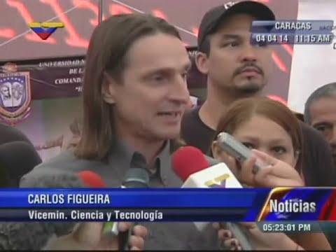 Congreso Nacional de Software Libre: Declaraciones de Carlos Figueira a VTV