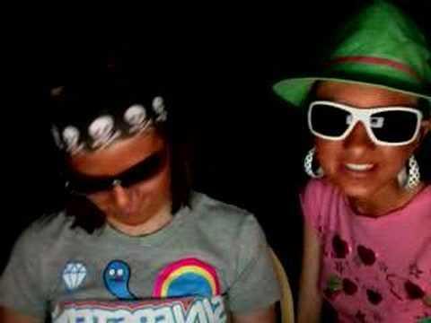 Vicky&Samantha - Paris Hilton, Broken Finger, Pete, Movies