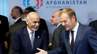 will Afghanistan be peacefull after Brussels summit? Euro News