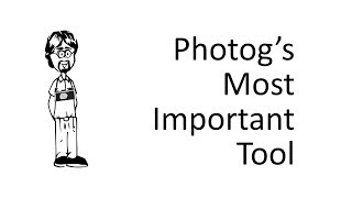 What is the Most Important thing a Photographer can Have?