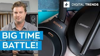 Bose Active Noise Cancelling 700 vs. Sony WH-1000XM3