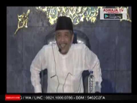 Dr KH Lukman Hakim ; Kajian Tasawuf aktual ; Antara Harapan dan lamunan