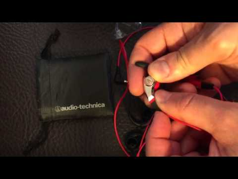 Audio-Technica SonicFuel ATH-CKX5iS Headphones