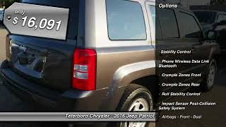 2016 Jeep Patriot Sport Little Ferry NJ 07643