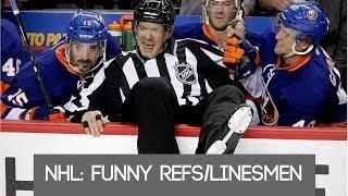 NHL: Funny Refs/Linesmen
