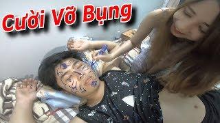 Châu Lai |  Troll Vẽ Mặt Bảo Ren Dụ Ra Phố