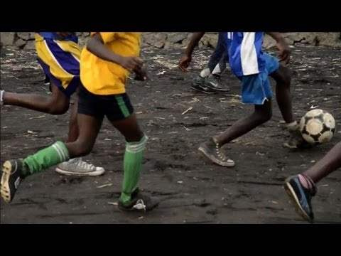 Football revival in DR Congo as World Cup fever spreads