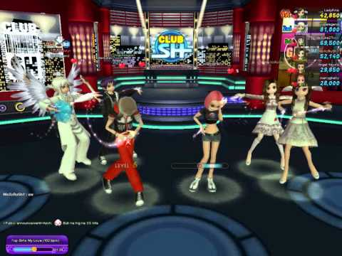 Audition - Club Dance 2 (Pop Girls My Love)