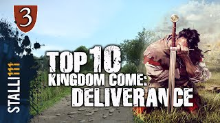 ►Kingdom Come: Deliverance | 10 reasons to support/back Kingdom Come Deliverance