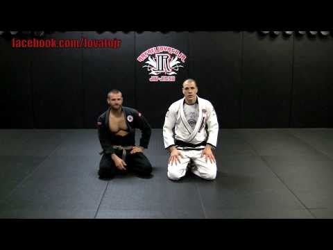 Passing the Half Guard | Rafael Lovato Jr | Lovato BJJ | Oklahoma City | 30 Day FREE Trial Image 1