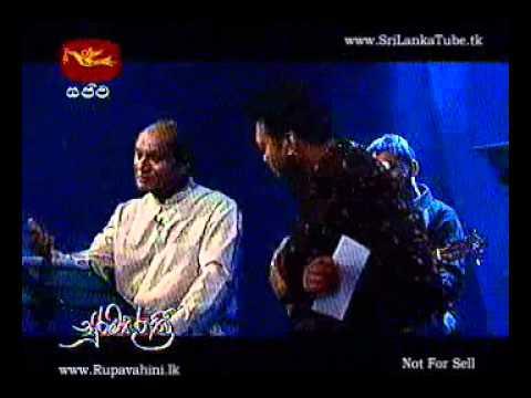 Suramya Rathree With Amarasiri Peris video