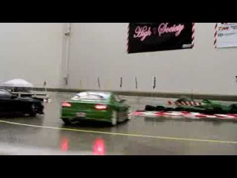Big Boys and MMA Hawaii Expo x Hyper Drift R/C Drift Demo 2011