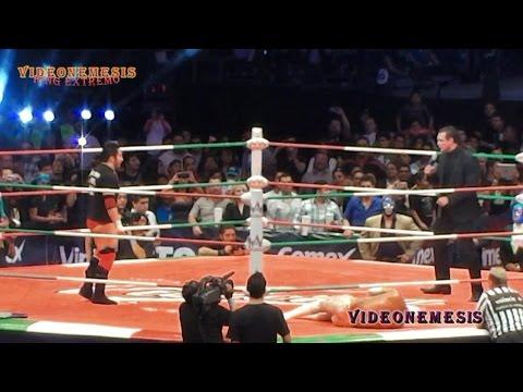 Triplemania 22 Alberto El Patron VS El Hijo del Perro Aguayo