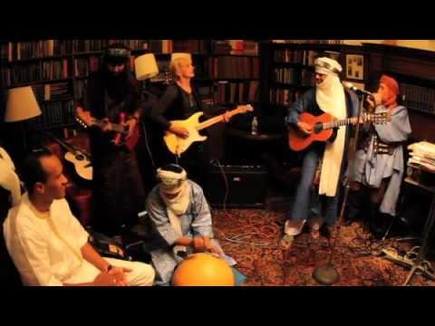 Tinariwen, JeConte,&Leni Stern Live Music Performance @ Essakne Film NYC Fundraiser