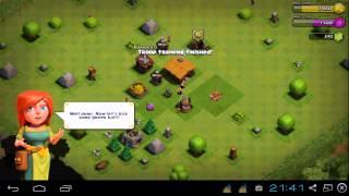 เล่นเกมส์ Clash of Clan เกมส์แอนดรอยด์ สนุกจนเพลิน