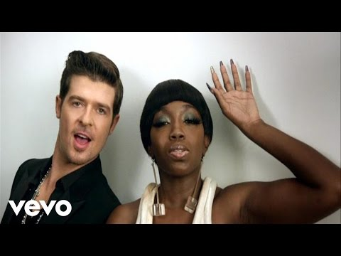 Robin Thicke - Rollacoasta ft. Estelle
