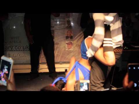 Bev Sibanda Strips Naked thumbnail