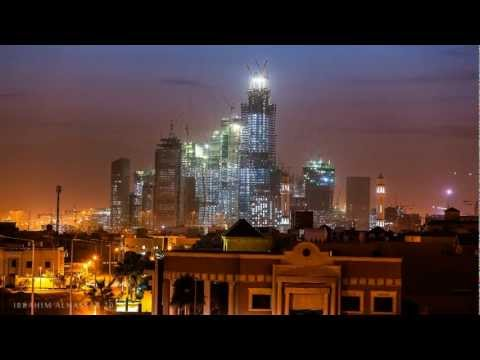 Time Lapse Riyadh - Part 1  #نبض_الرياض
