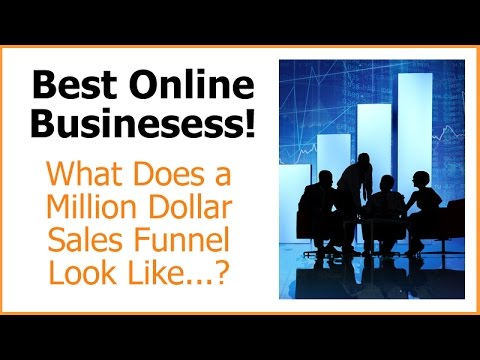 Best Online Businesess What Does A Million Dollar Sales