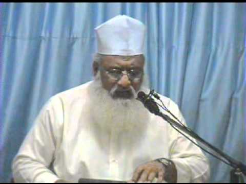DOURA TAFSIR Series: Dars on Surah YOUSUF 6/8 - By Allama Younus Nomani