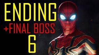 Spiderman ENDING & Final BOSS Marvel's Spider-Man PS4 Gameplay - Spider man Ending Final Boss