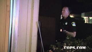 Domestic Dog Shield, Deputy Brian Templeton, COPS TV SHOW