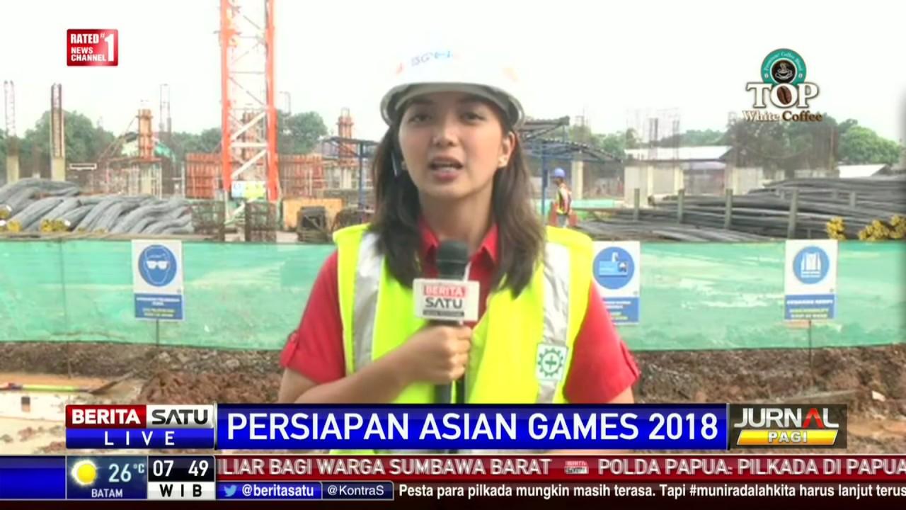 Persiapan Asian Games 2018 Youtube
