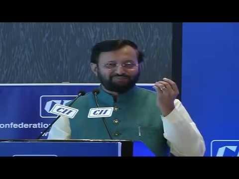 I&B Minister Prakash Javadekar speech at
