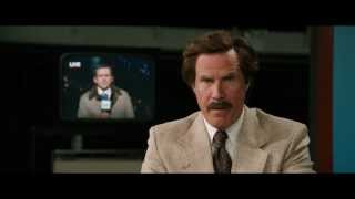 Anchorman 2: The Legend Continues -  Big Leagues Spot