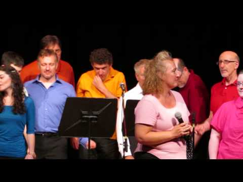 Voices of MetroWest Sings &quot;California Dreaming&quot; [HD] - May 2013
