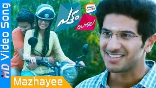 Mazhaye Thoomazhaye | PATTAM POLE | Latest Malayalam Movie Song | Dulquer | M Jayachandran