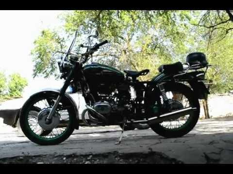 электросхема мотоцикла урал имз 8 103 10