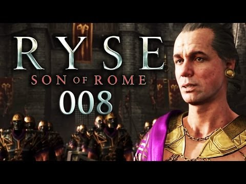 RYSE: SON OF ROME #008 - Basilius - der Sohn des Kaisers [HD+] | Let's Play Ryse: Son of Rome