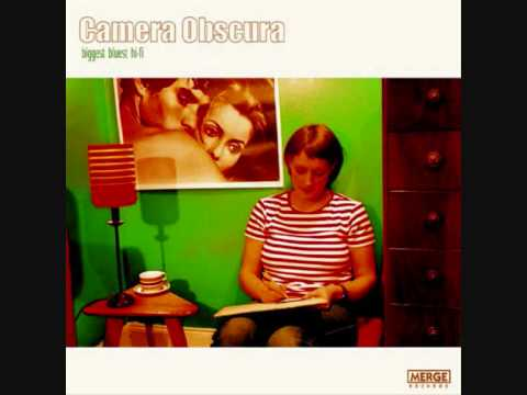 arrangements of shapes and space--biggest bluest hi-fi-camera obscura
