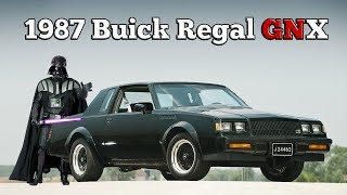 Маслкар для ДАРТА ВЕЙДЕРА - Buick GNX 1987 (Buick Regal Grand National eXperimental)