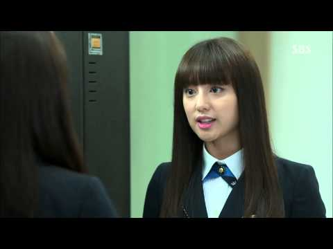 The heirs (Lee Min Ho. Park Sin Hae) Ep. 9 review #4(8)