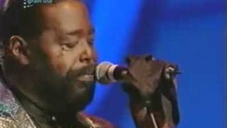 Barry White & Pavarotti - You