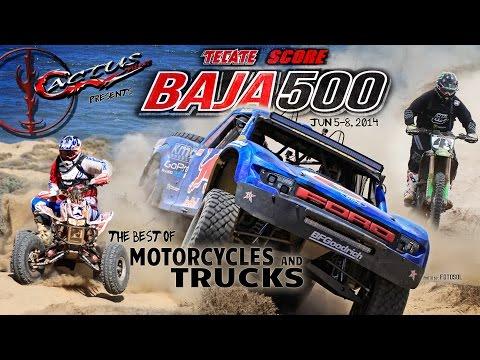 2014 TECATE SCORE BAJA 500