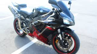 SOLD! 2003 Yamaha YZF-R1 FOR SALE Engine Startup and Review - RIDE PRO